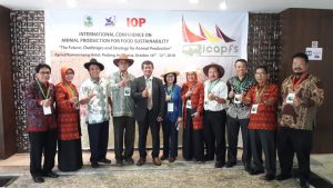 International conference on animal production for food sustainability